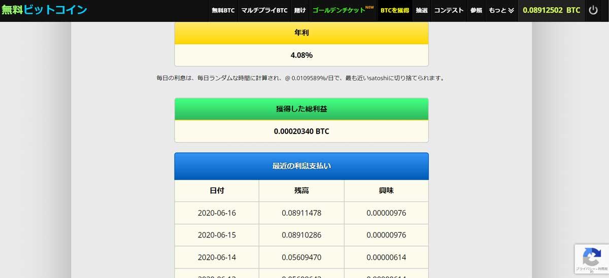 ビットコインを増やす200617